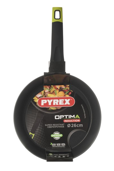Сковорода 26см Optima Pyrex