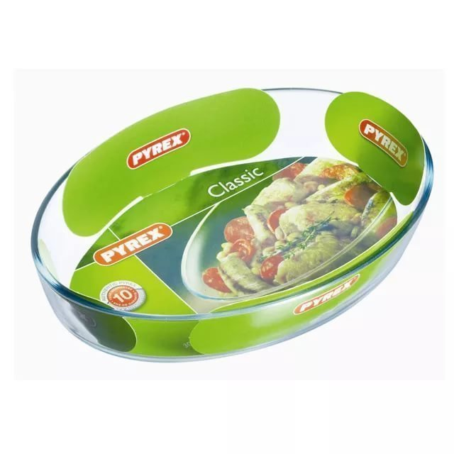 "Форма овальная Pyrex ""Essentials"", 3л, 35*24см"
